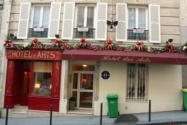 Hotel, Montmartre