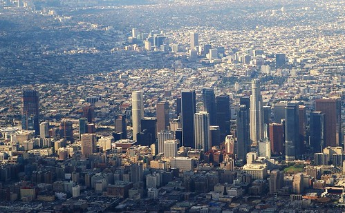 Los Angeles in a good light