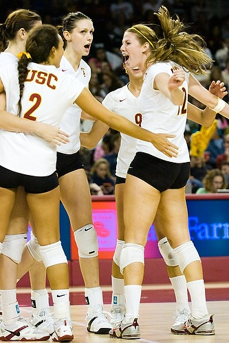 Women's Volleyball: USC vs. Stanford | Flickr - Photo Sharing!