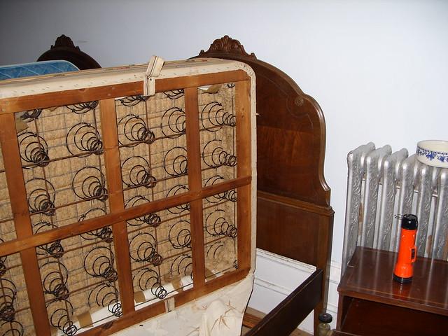 Bed Frame Headboard Amp Box Spring Flickr Photo Sharing