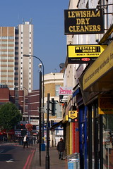 Crowded city, there ain't nothing free - Lewisham South London, All rights reserved by RichardJFreeland, flickr