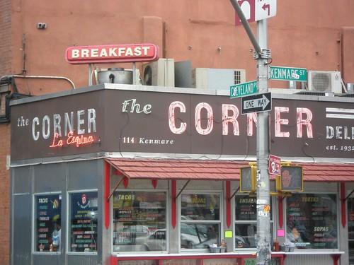 La Esquina The Corner Deli NYC