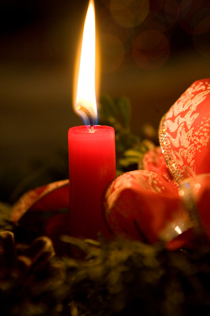 Christmas Eve Candles Flickr Photo Sharing