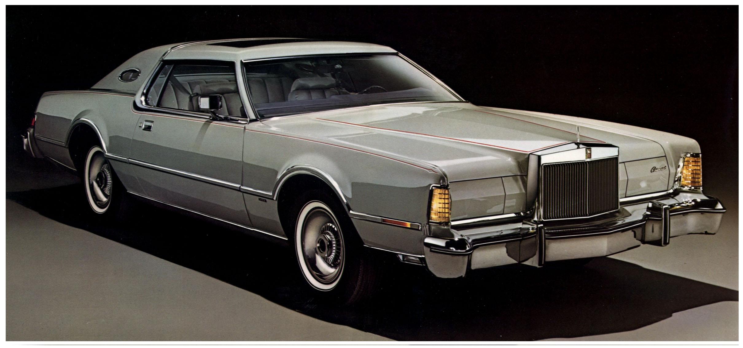 1975 Lincoln Town Car Cartier