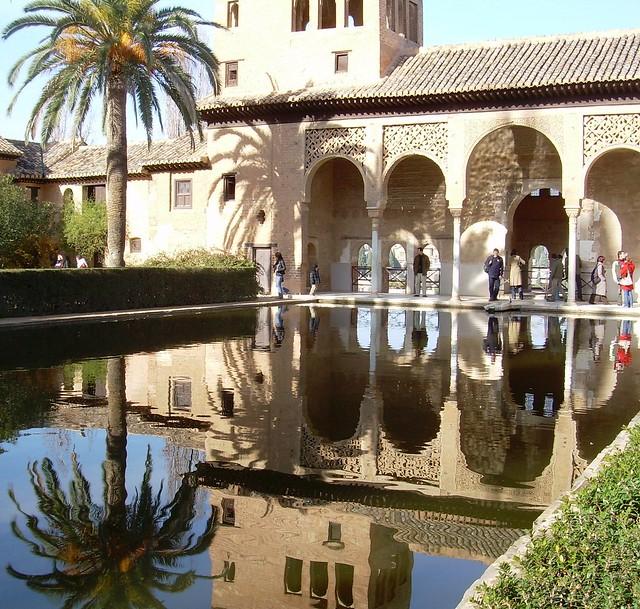 Los jardines de al andalus leyendoenlosolivos for Jardin islamico