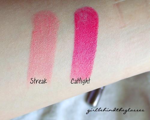 UD Revolution Lipstick Streak Catfight