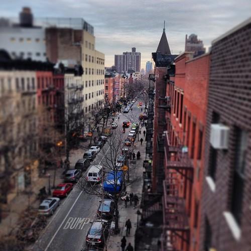 East 10th street. #eastvillage #nyc #newyorkcity #iheartny #imagesforyoursenses