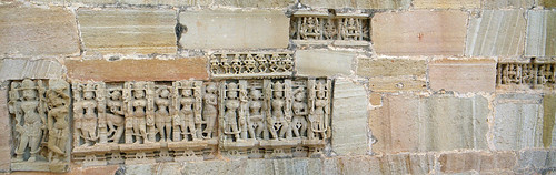 Chittor wall