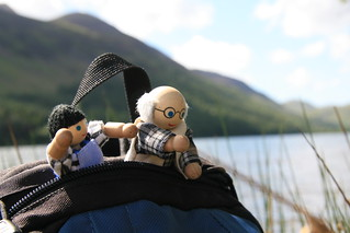 Jimmy and Granddad visit Buttermere