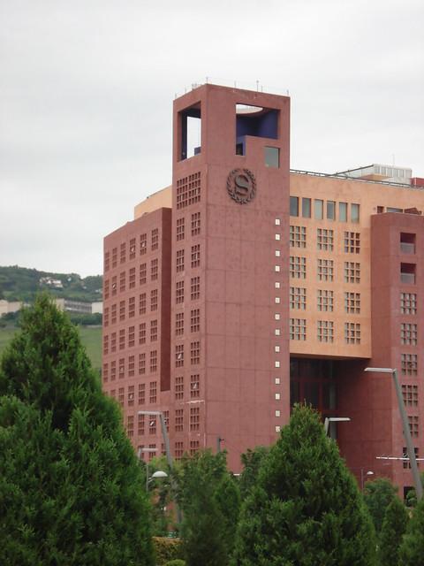 Hotel Sheraton desde el Euskalduna