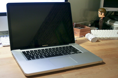 A long time coming... MacBook Pro