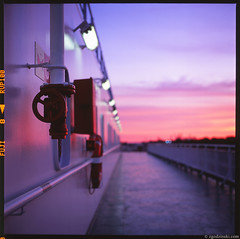 Arctic journey 4 (08.2008) with Yashica Mat 124G by zgodzinski