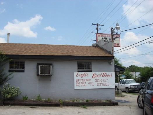 Eagle's Restaurant, Birmingham AL