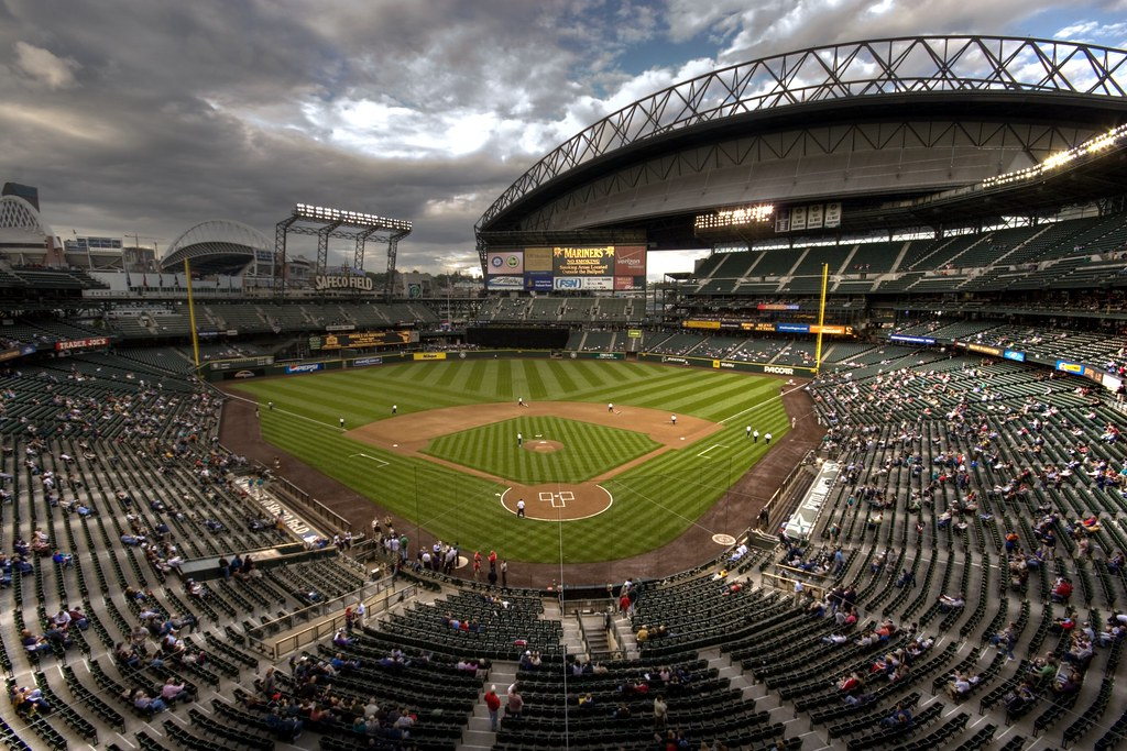 Safeco Field HDR 1