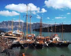 Caldera de Santorini - Grecia