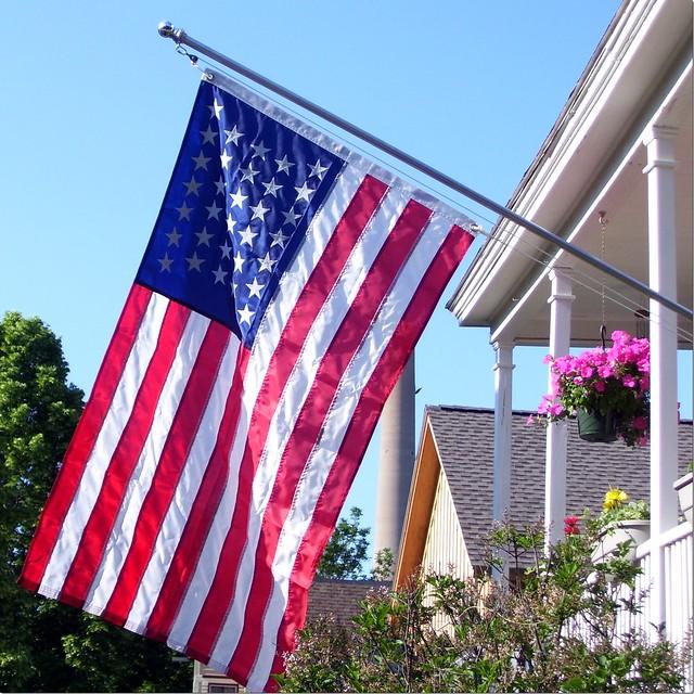 32 Star US Flag 1858 to 1859 ©2012 Jack Boardman