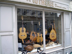 Lutherie - Fontevraud