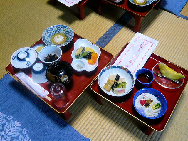 Ekoin temple - Shôjin-ryôri Dinner (at 5:30pm)