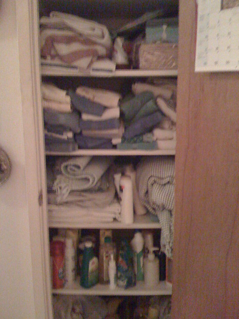Hall Closet #2