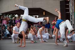 Capoeira,South Bank