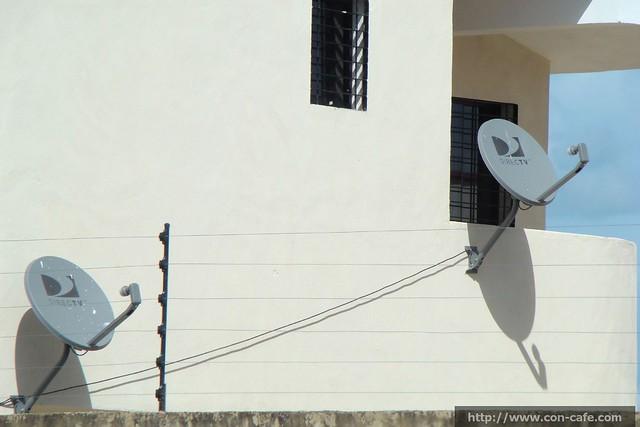 DIRECTV antena antenas