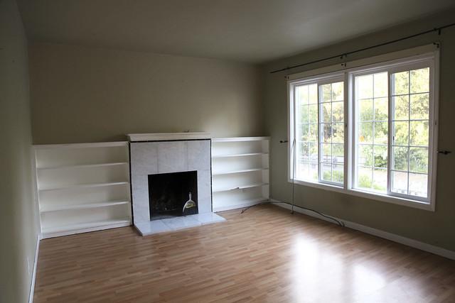Living Room Damages