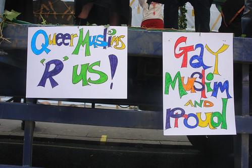 Gay Pride - Imaan - LGBT Muslims