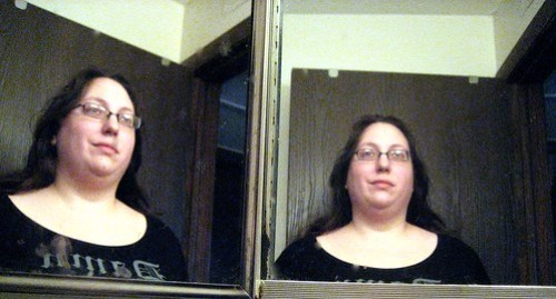 Self Portrait in Two Mirrors