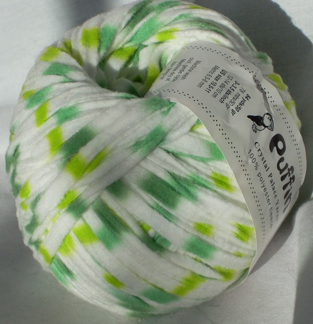 puffin yarn