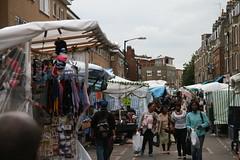 A busy street scene by John.P. CC Flickr