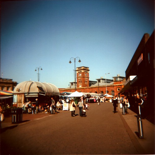 Ashton Market (from Bow Street)