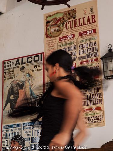 Cuban Flamenco