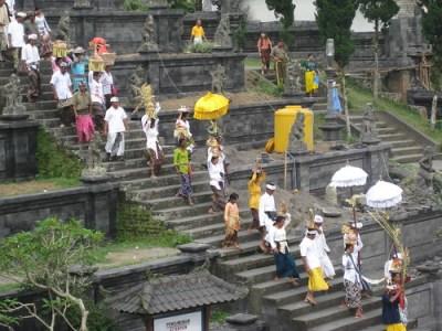taken in 2009 - Besakih temphle