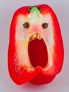 Scary Pepper
