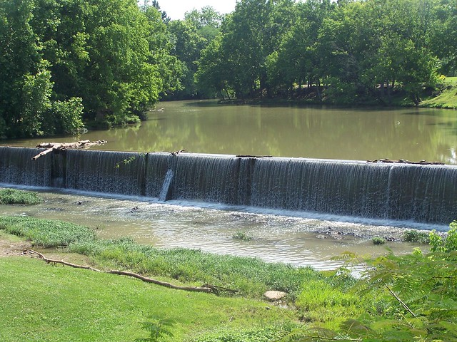 Old Town Helena Waterfall 2