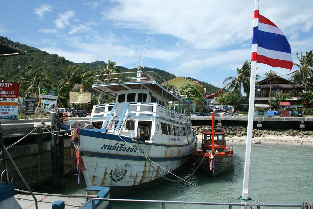 koh phangan ferry