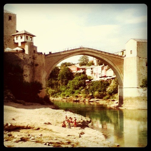 the infamous bridge