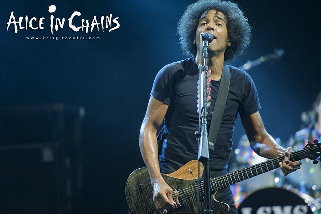 William DuVall - Singapore Rock Fest 2014