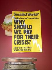 Capitalism isn't working..