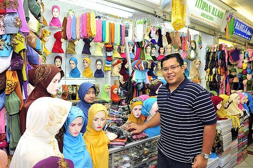 Me @ Blok A, Tanah Abang, Jakarta