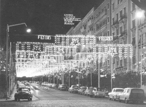 Armando Serôdio, Guerra Junqueiro street, 1959 by Gatochy