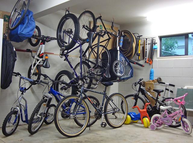 Bike Corner 2008