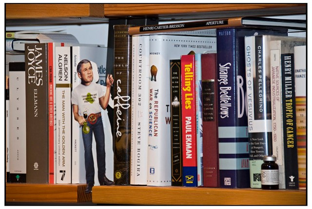 Invasion of the Bookshelf