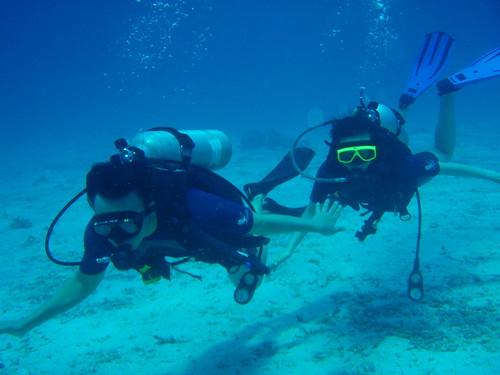 scuba dive phuket