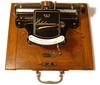 Edelmann  typewriter - 1897, antiquetypewriters.com