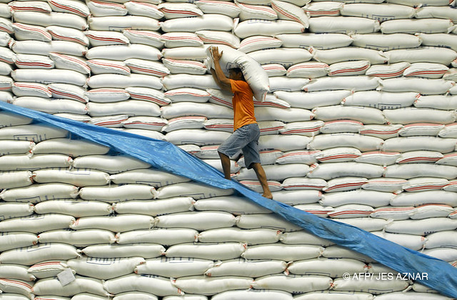 PHILIPPINES-AGRICULTURE-FOOD-RICE