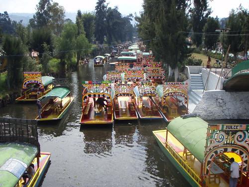 Xochimilco, Ciudad de México - CC Sheep