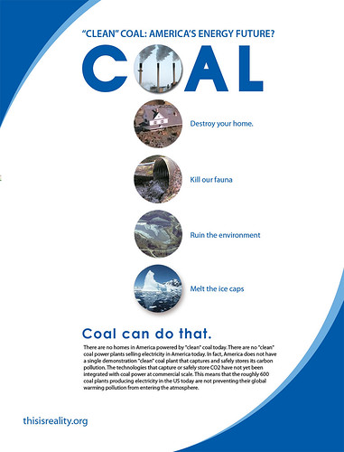 Coal can do that?
