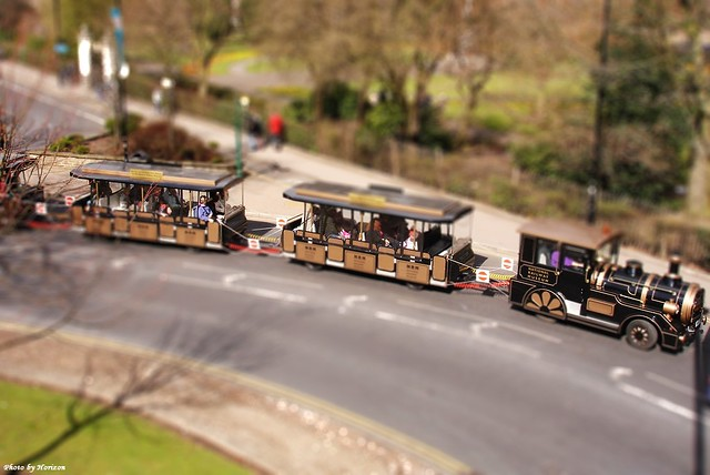 fake Tilt-shift photography No.13