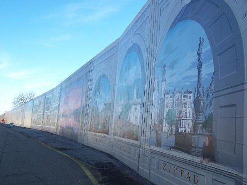 The Portsmouth Ohio Flood Wall Murals Flickr Photo Sharing